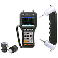 Ultrasonic testing instruments